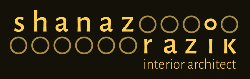 Afbeelding › Shanaz Razik Interior Architect